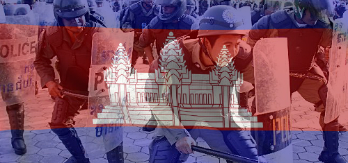Cambodia busts another Chinese-run online gambling ring