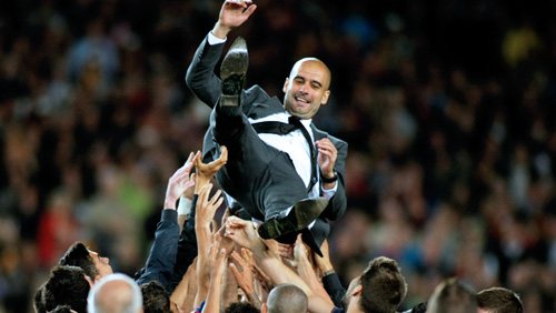 Champions League Draw Sees Barcelona Return For Guardiola; Europe's Top 4 Leagues Guaranteed Four Group Stage Passes From 2018-19