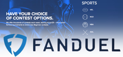 FanDuel rebrands; Massachusetts says yes to DFS, no to online lottery