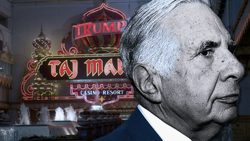 Icahn junks new Trump Taj Mahal casino workers' offer