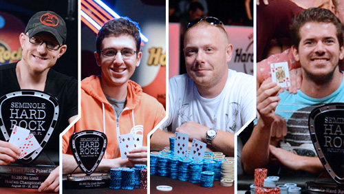 Jason Koon & 'Mad' Marvin Rettenmaier Shine at The SHRPO Big Four