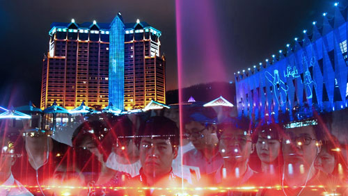 Kangwon Land opposes another S.Korea-locals casino