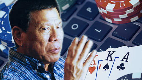 LRWC expansion to proceed amid Philippine president's anti-gambling stance
