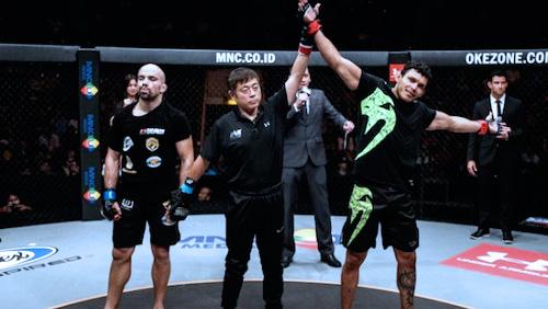 Luis Santos vs. Igor Svirid headlines ONE Championship: Titles & Titans on August 27 in Jakarta