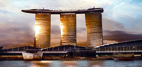 Sheldon Adelson's Marina Bay Sands casino dodges terror attack