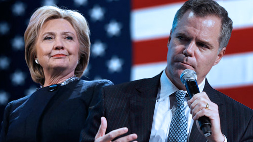 MGM boss switches sides, gives landmark endorsement to Hillary Clinton