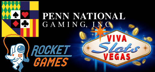 Penn National Gaming acquire social casino operator Rocket Games