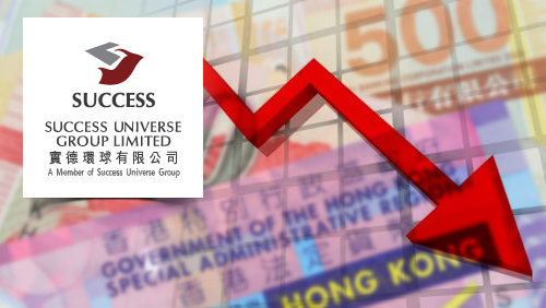 Success Universe's H1 net loss widens by 563%