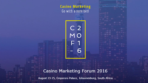The Casino Marketing Forum 2016 – Go with a sure bet!