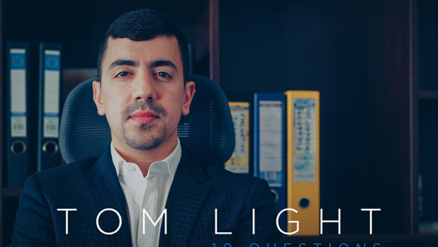 10 Questions – Tom Light