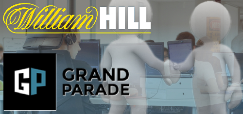 William Hill acquires software developers Grand Parade