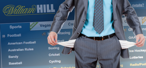William Hill's online struggles drag operating profit down 16%