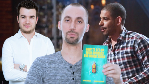 3-Barrels: Chris Moorman & Dan Fleyshman Get The Quill Out; David Williams Misses Out on Masterchef Title