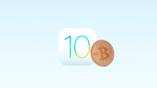 Apple integrates bitcoin payments in iOS 10 update