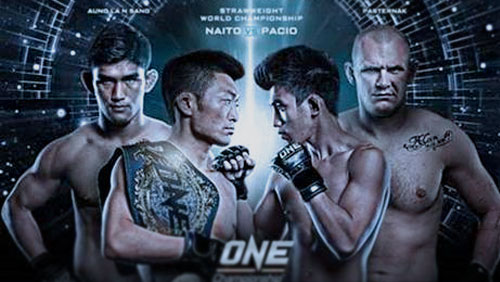 Blockbuster Fight Card Confirmed For One: State Of Warriors