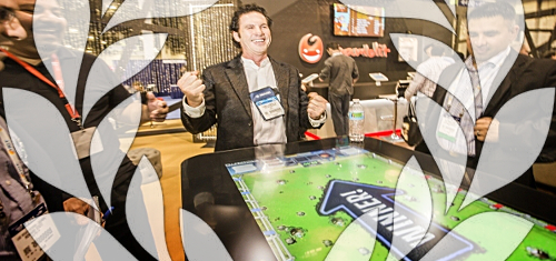 Caesars first to deploy Gamblit Gaming's skill-based games on casino floor