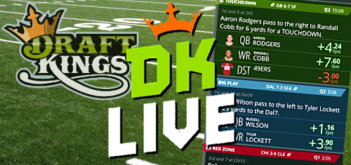 DraftKings downplays major Week 1 overlay, launches new fantasy stats app
