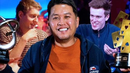 WSOP Nov Niner Gordon Vayo Wins River Poker Series; Sean Yu, Erik Sagstrom & Josh Turner Leave WSOPC Planet Hollywood With Reasons to be Cheerful