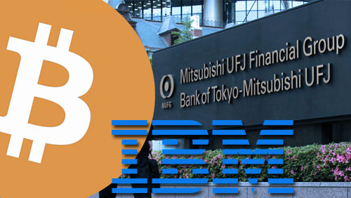IBM, Japan's largest bank to use blockchain for contract management