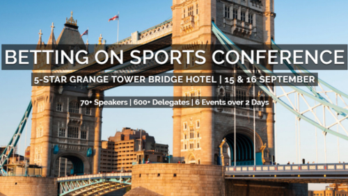 International betting community gathers in London for Betting on Sports 2016