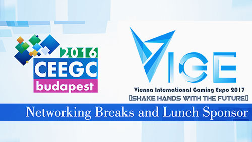 Networking Breaks and Complimentary Lunch to be sponsored by ViGE2017