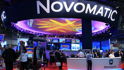 NOVOMATIC takes enhanced gaming entertainment to G2E in Las Vegas