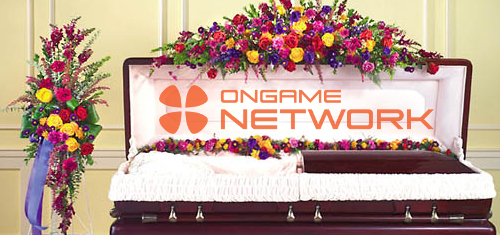 Ongame Network closing next month
