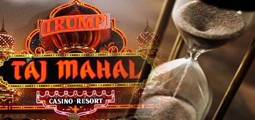 Icahn files formal request to close Atlantic City's Trump Taj Mahal casino