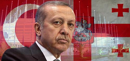 Turkey's president asks Republic of Georgia to close its casinos