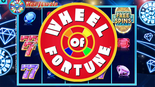 Wheel of Fortune® Slots: The Ultimate Collection Launches Worldwide on Google Play