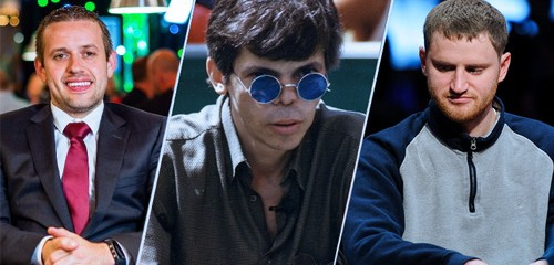 3-Barrels: Stu Ungar Documentary; Hallaert 888 Deal; Peters All Smiles