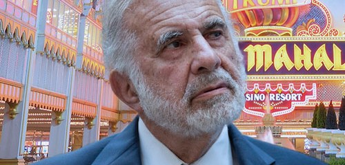 Icahn frowns at bill limiting casino re-openings