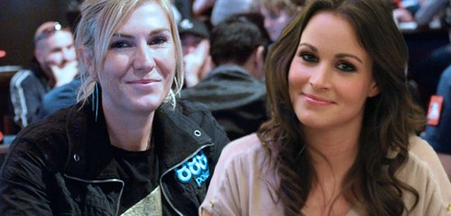 Jackie Glazier And Natalie Hof Sign Deals With PartyPoker & 888Poker