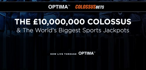 Optima launches Colossus Bets pools