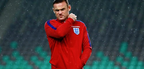 Wayne Rooney Dropped For Slovenia Clash; What Next For England's Top Goalscorer?