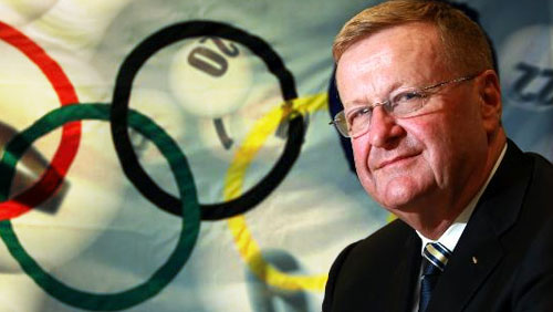 Australia's Olympic chief backs online lottery