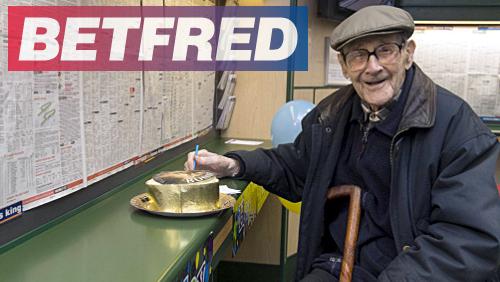 Centenarian punter says betting keeps him sharp