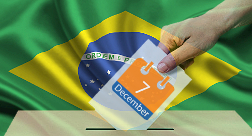 Brazil's Senate schedules December 7 gambling bill vote