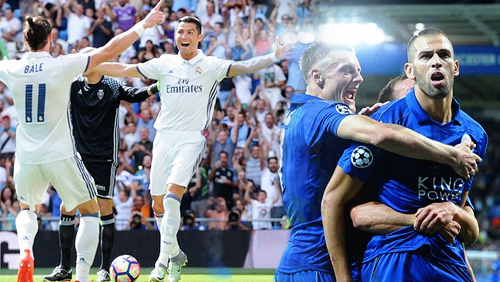 Champions League Week 5 Review: Leicester & Real Book Passage Into The Last 16