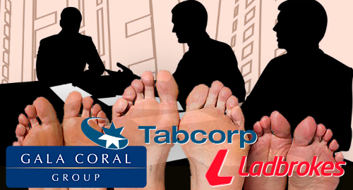 Report: Ladbrokes-Coral looking to acquire Tabcorp