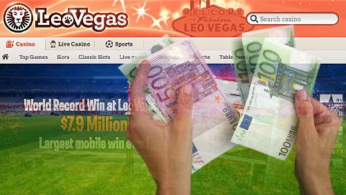 LeoVegas posts record revenue thanks to sports, live casino