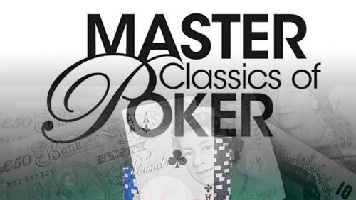 Master Classics of Poker: Hakim Zoufri & Noah Boeken take the big prizes; Charlie Carrel excels