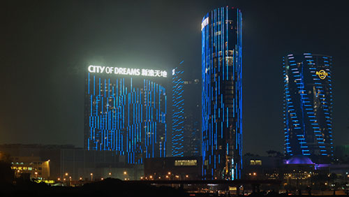 Melco Crown shifts gaming tables to CoD Macau's fifth tower