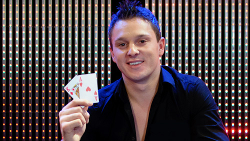 Sam Trickett signs for PartyPoker as the stable continues to grow