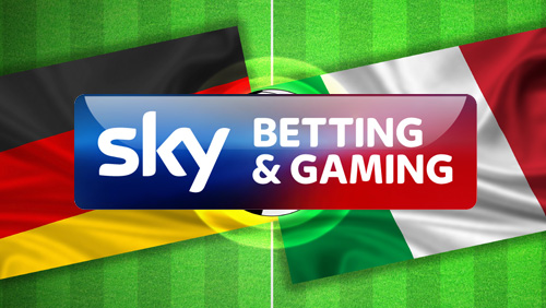 Sky Betting & Gaming Launch Sportsbook Products in Italy & Germany