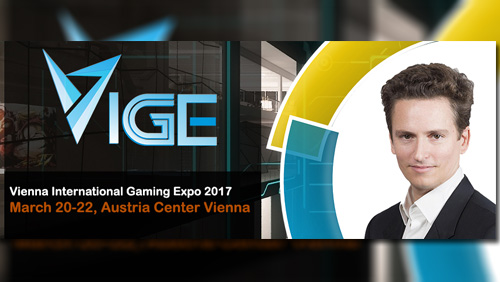 Valéry Bollier to speak about iGaming and the Social Revolution at VIGE2017 – Innovation talks(Day 2 – 21.03.2017)