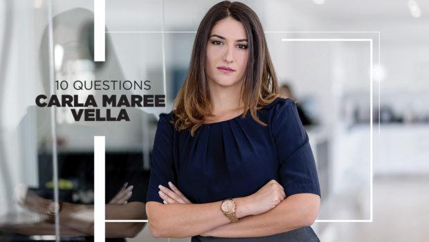 10 Questions – Carla Maree Vella