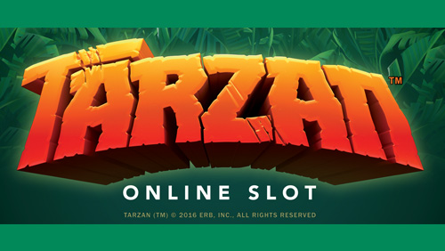"Aah-eeh-ah-eeh-aaaaaah-eeh-ah-eeh-aaaaah!"" Tarzan® online slot is swinging into play"