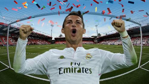 Cristiano Ronaldo wins the 2016 Ballon d'Or