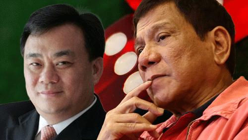 Duterte orders seizure of Jack Lam's assets